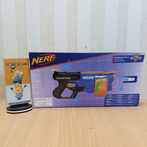 Image of Nerf N-Strike Elite Shooting Gun