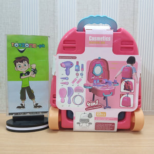 4 In 1 Backpack With Accessories - STO