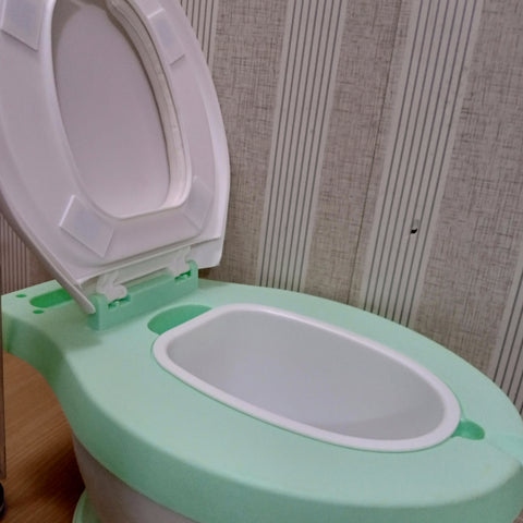 3 in 1 Potty Commod For Toilet Training - TZP1