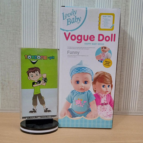 Image of Vogue Baby Doll