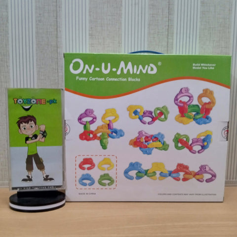 Construction set ON-U-MIND For Babies - TZP1