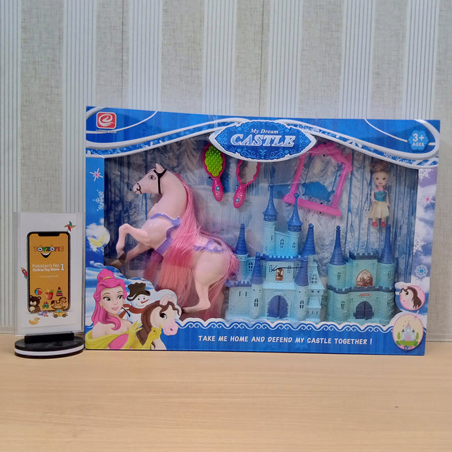 Dream Castle With Pony