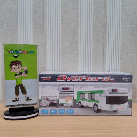 Piggy Bank Saving Bus - TZP1