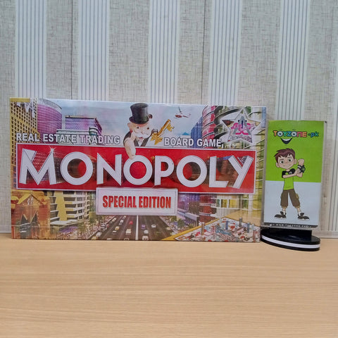 Monopoly Board Game Special Edition