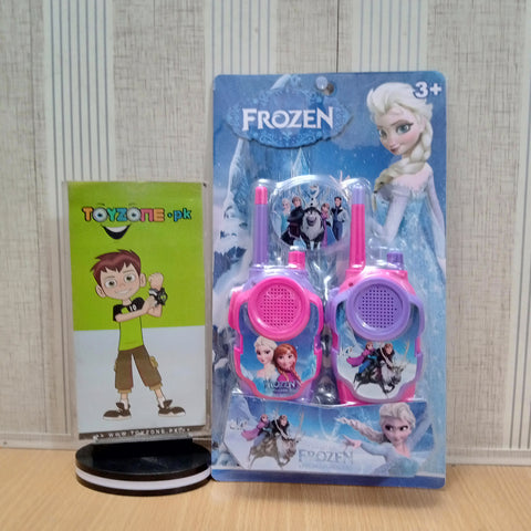 Image of Frozen | Walkie-Talkie