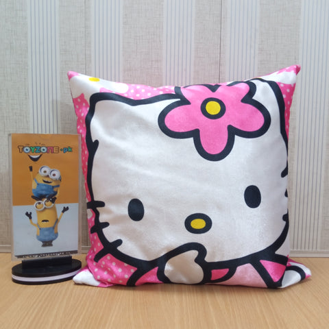 Soft Plush Pillow - Hello Kitty