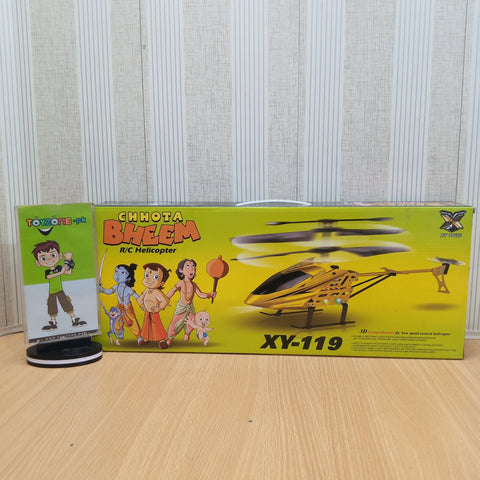 Image of Chota Bheem RC Helicopter - TZP1