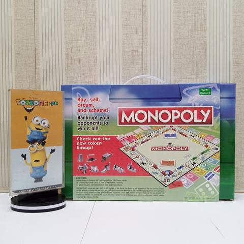 Monopoly Classic Game - TZP1