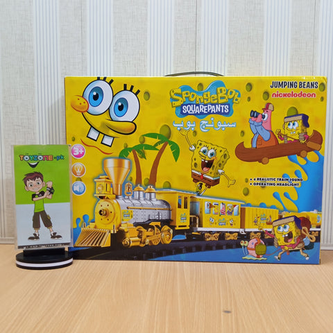 Image of Spongebob Rail Track Set - TZP1