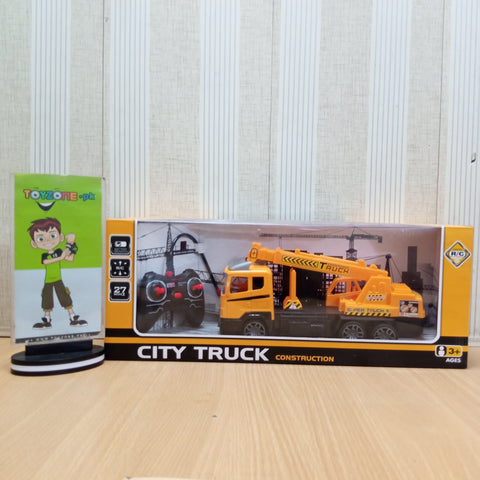 Image of R/C City Construction Truck - TZP1