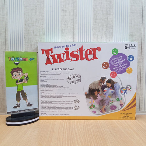 Image of Twister Rings Family Game - TZP1