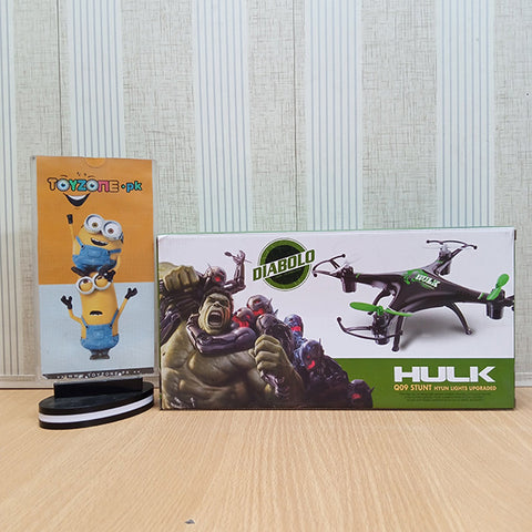 Image of Incredible Nano Drone - Hulk - TZP1
