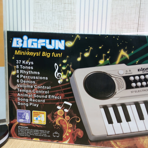 Big Fun 37 Key Electronic Piano - TZP1