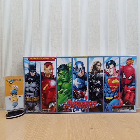 Avengers Super Hero Action Figures 4 In 1 - TZP1