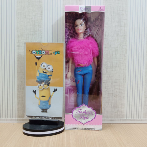 Image of New Model Doll