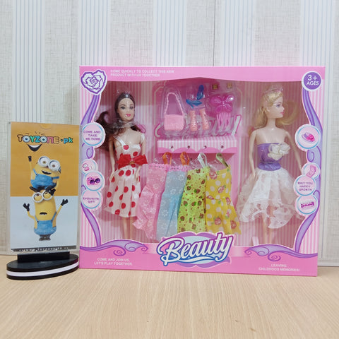 Beautiful Friends Doll Set