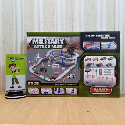 Image of Military Track Playset