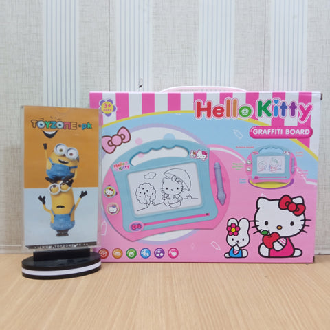 Image of Hello Kitty Graffiti Drawing Board for Kids - TZP1