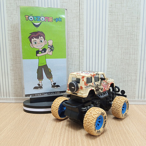Bump'n Action Monster Truck - TZP1