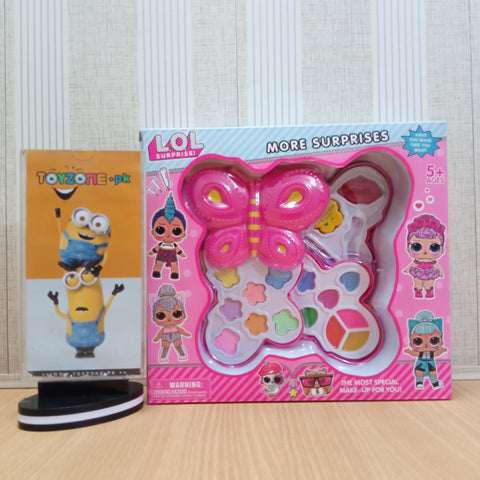 Image of LOL Butterfly Shaped Makeup Kit - TZP1