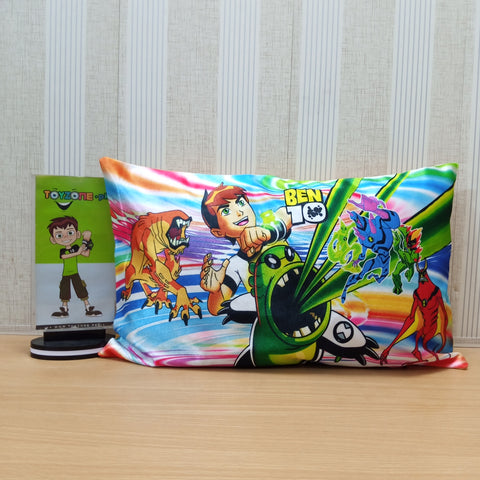 Soft Plush Ben 10 Pillow - TZP1