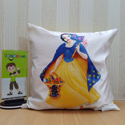 Soft Plush princes Pillow - TZP1