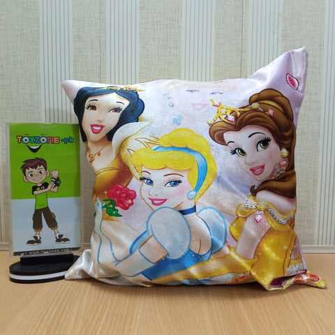 Soft Plush  prince Cinderella Pillow TZP1