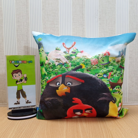 Soft Plush Angry Birds Pillow - TZP1