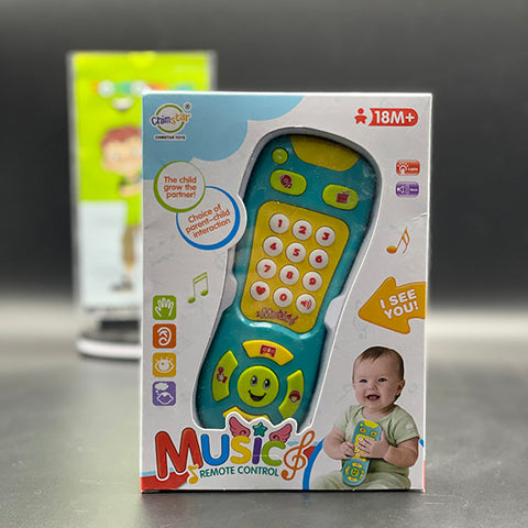 Image of Music Remote Control - TZP1