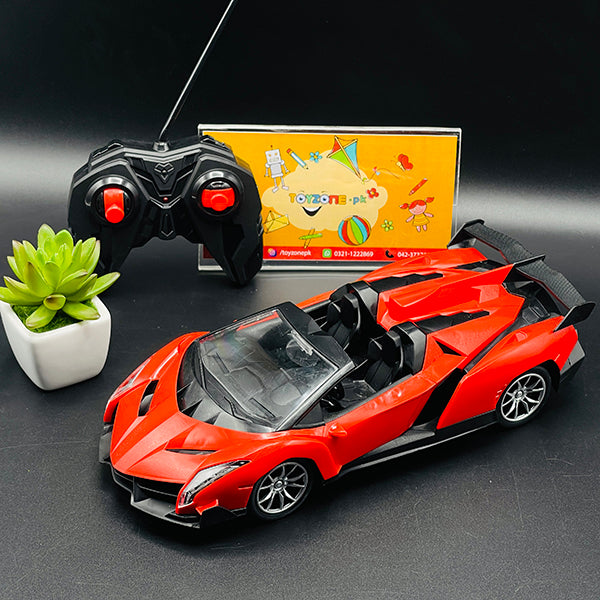 RC Convertible Top Sports Car - TZP1