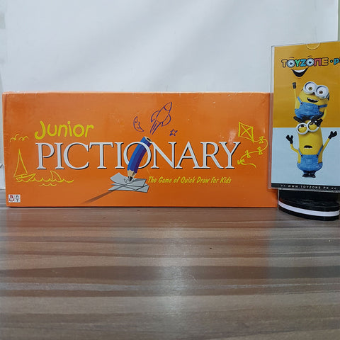 Junior Pictionary Boards Games
