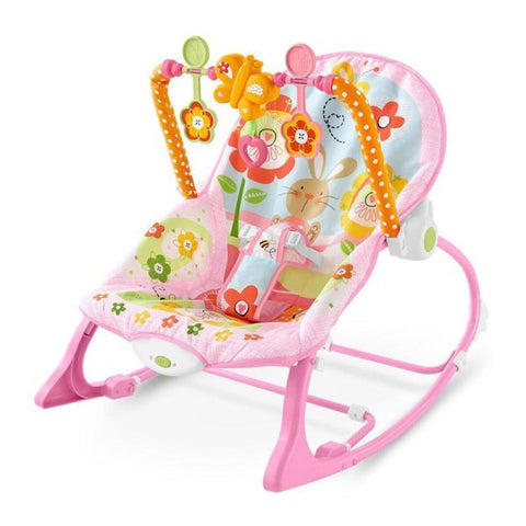 Stylish Infant to Toddler Rocker