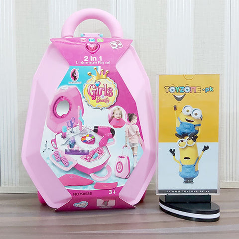 2 in 1 Little Luggage for Little Girls
