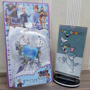 Disney Frozen Olaf & Sven Figure