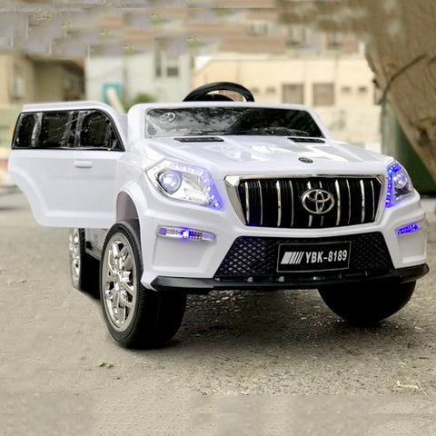 Land Cruiser Prado Style Ride On Car (8189)