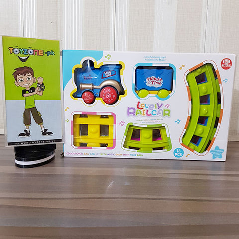 Image of Lovely Racing Train Set (13pcs) - STO