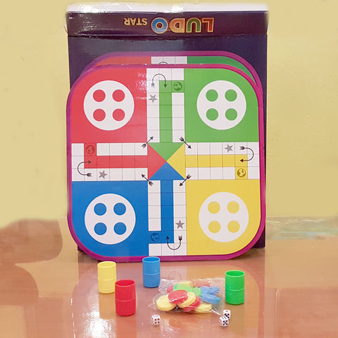 Image of Ludo Star - Board Game - STO