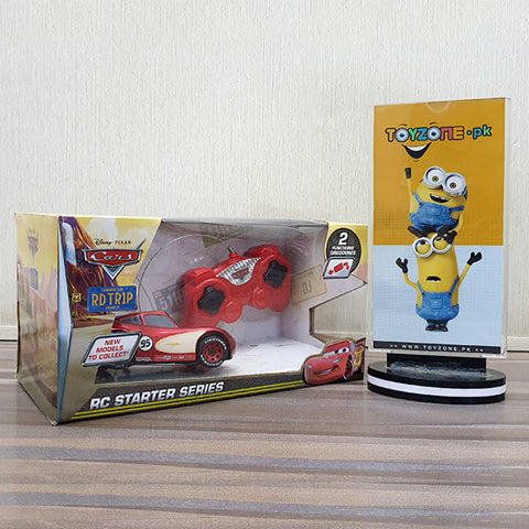 Disney Pixar Cars Champion Series - RC McQueen Car