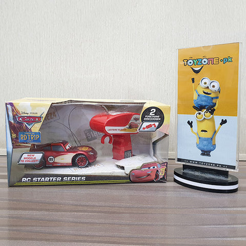 Disney Pixar Cars RC Champion Series - McQueen Cars 2