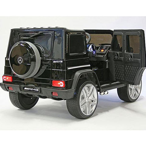 Mercedes Benz G65 Style Ride On Car