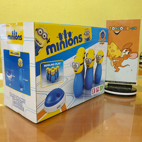 Image of Minions Bowling Set