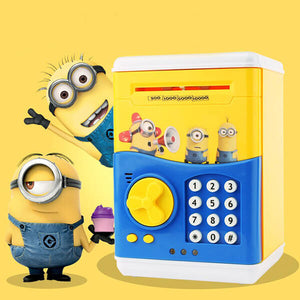 ATM Money Box - Minion