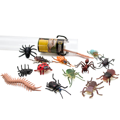 National Geographic 14 pcs Set Insects