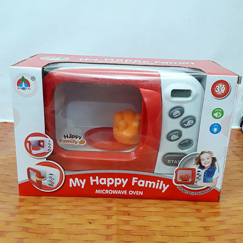 My Happy Family Microwave Oven