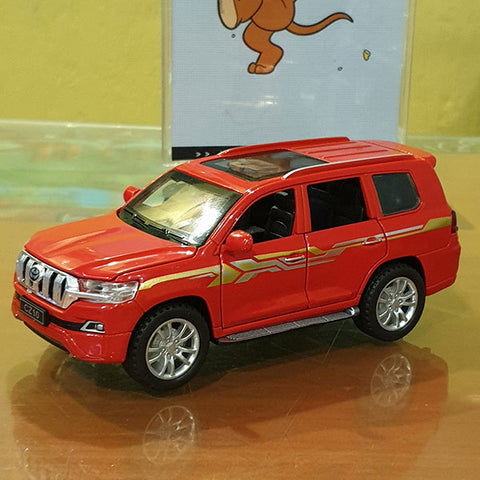 Die-cast Toyota Land Cruiser Prado 2019