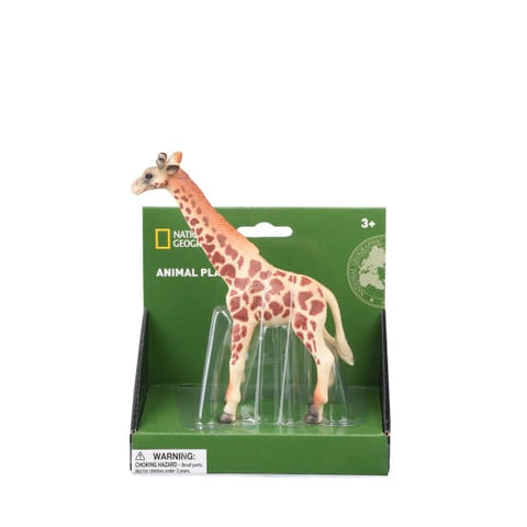 National Geographic Forest Animals Play Set NTS01001