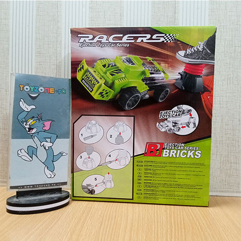 Image of Race Launcher Cars