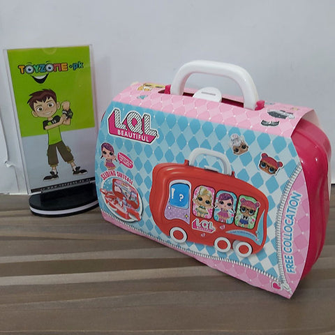 LOL Girls Fashion Suitcase