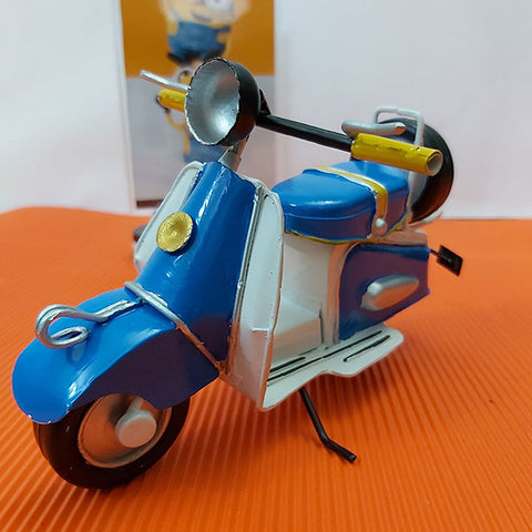 Image of Metal Hand Made - Small Scooter