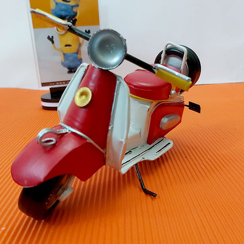 Metal Hand Made - Small Scooter